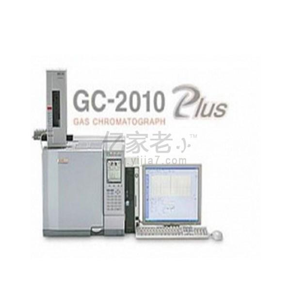 日本岛津gc-2010 plus气相色谱仪